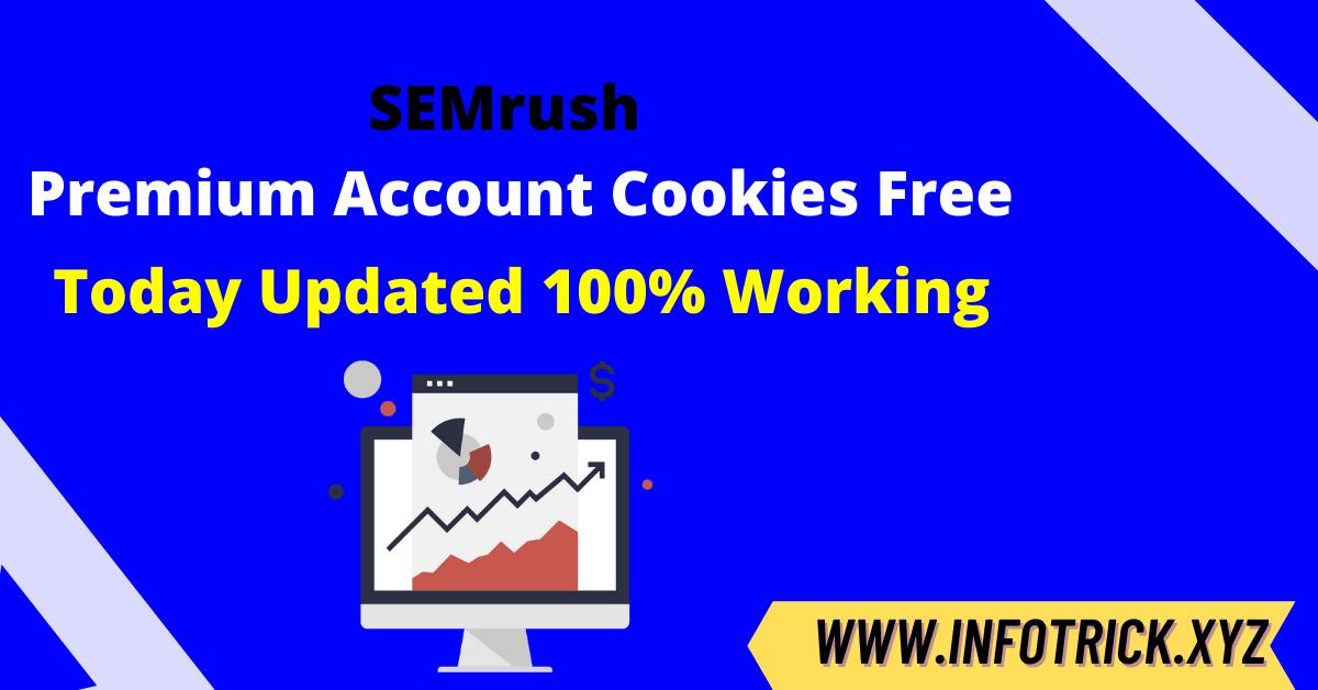 Semrush-premium-Account-Cookies